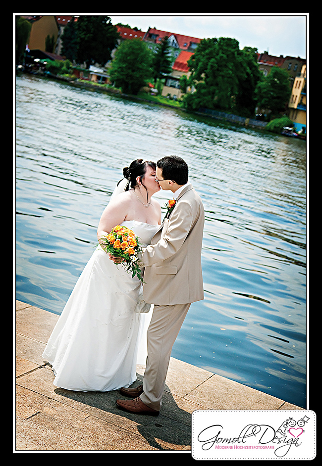 Hochzeitsfotograf Berlin Köpenick Hochzeitsfotografie