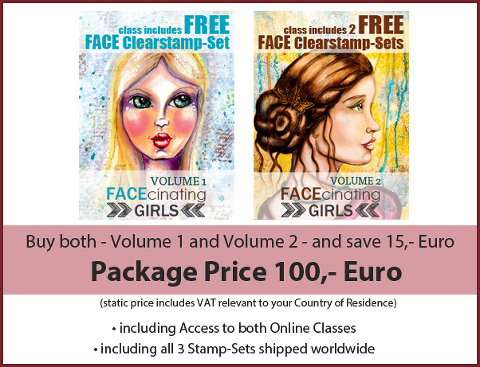 FACEcinating Girls Combination Pack-Online Classes