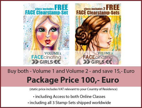 FACEcinating Girls Combination Pack - Online Classes