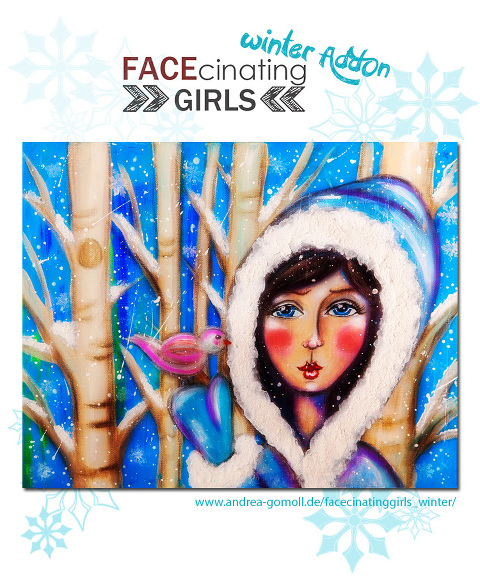 facecinating girls winter addon