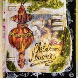 Artjournal Page December Daily