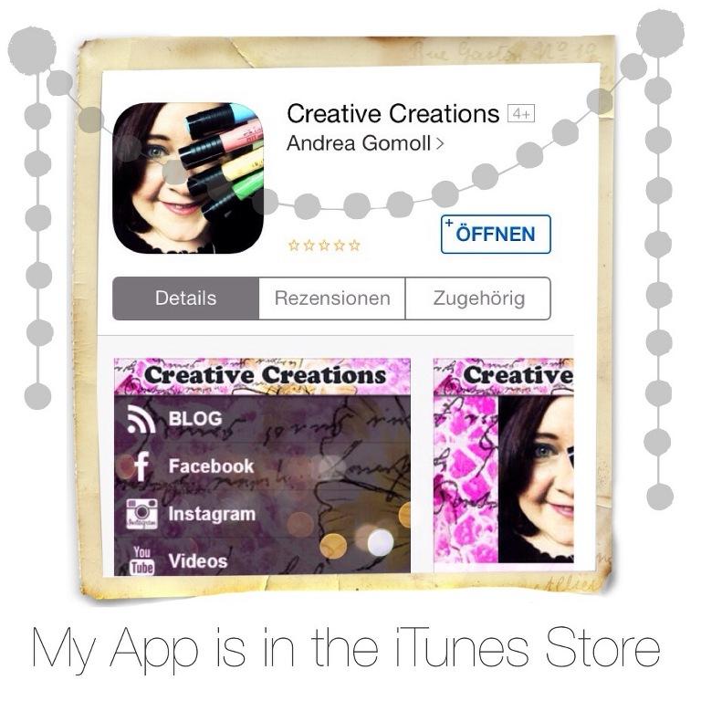 Creative Creations App