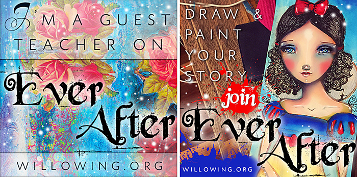 Ever After 2016 Online Class Willowing Sign Up Info