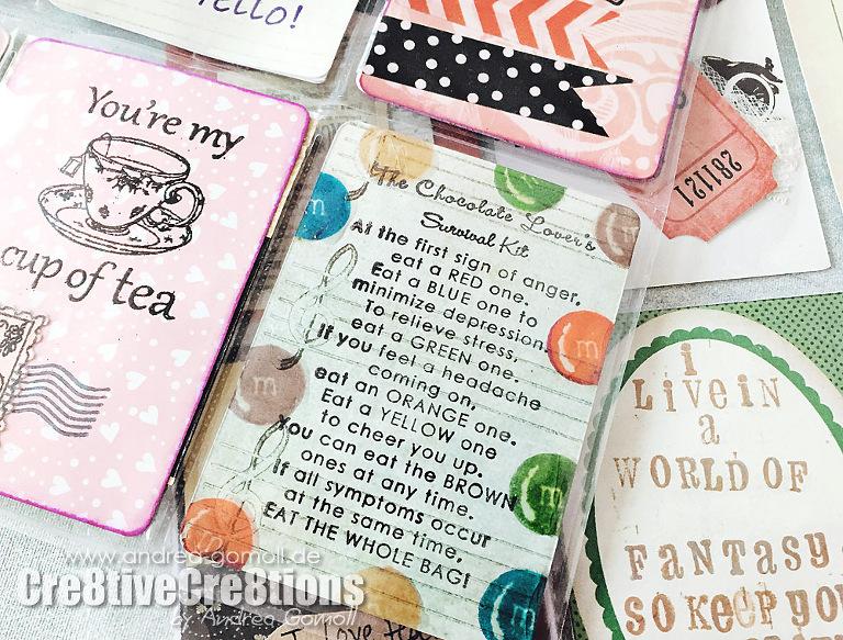 Pocket Letter Pals Swap