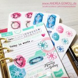 Etsy Andrea Gomoll Sticker Planner Dashboards Inserts
