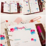 Planner Inserts by Andrea Gomoll