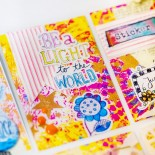 Pocket Letters Tutorial mixed media with Video