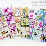 Pocketletter Ideas by Andrea Gomoll