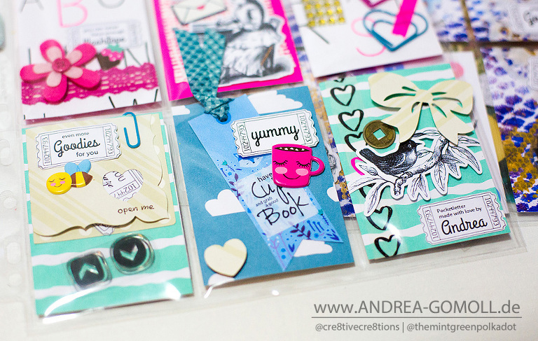 Pocketletter Ideas by Andrea Gomoll