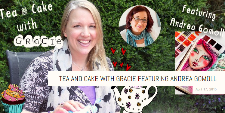 Tea and Cake with Gracie Interview at Willowing