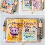 Hobonichi Planner Flip Through May 2015