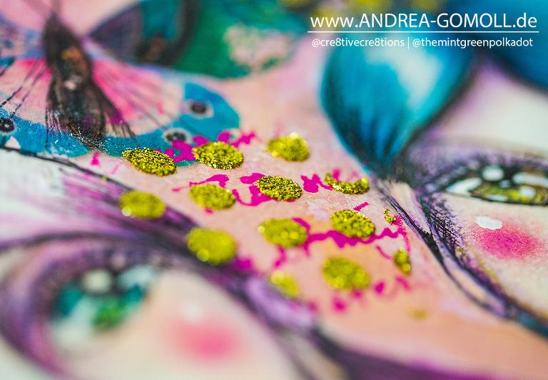 Andrea Gomoll Artjournaling