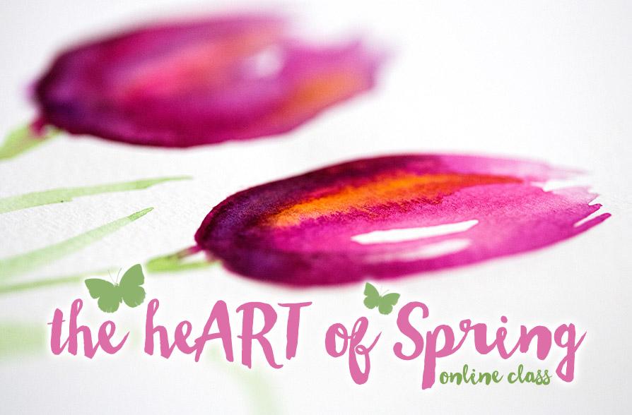 theheartofspring_class_titel