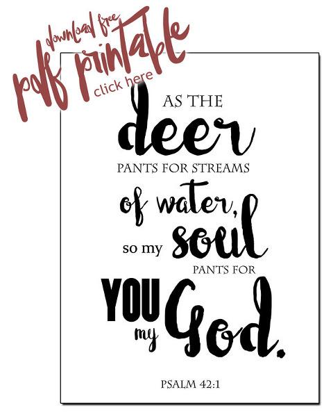 free printable pdf scripture