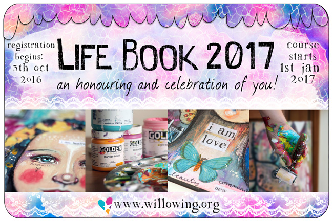 Lifebook 2017 Willowing Sign Up Now
