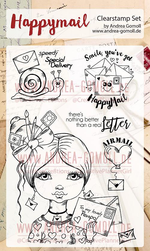 Happymail Stampset
