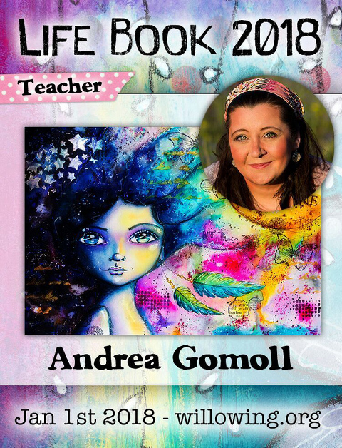 Andrea Gomoll Lifebook 2018 Teacher