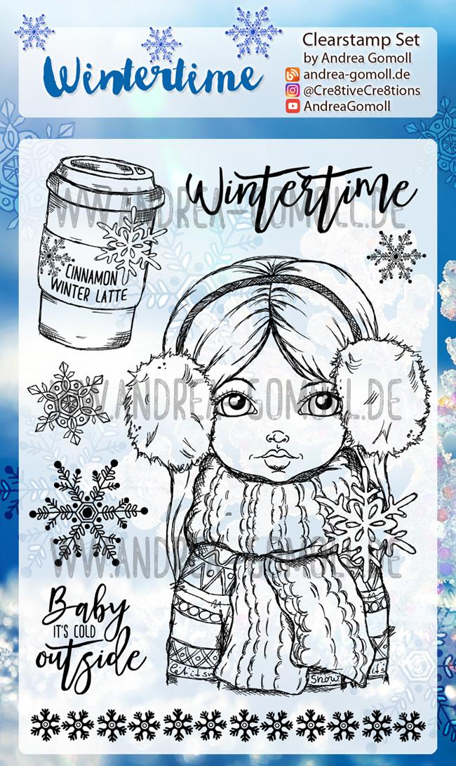 Wintertime Stampset