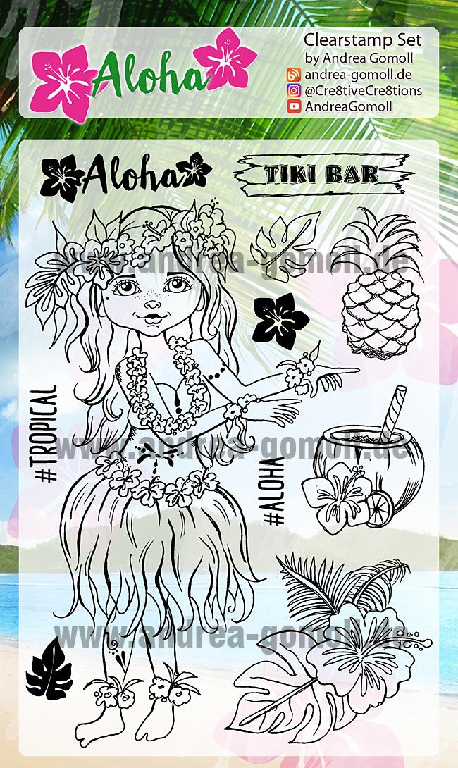 Aloha Stampset
