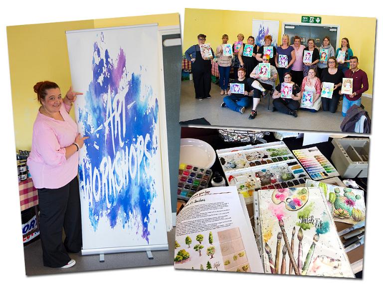 Andrea Gomoll Workshop England