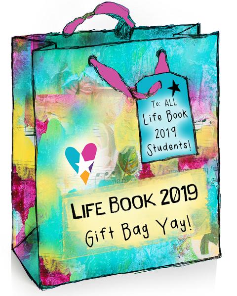 Lifebook 2019 Goodie Bag