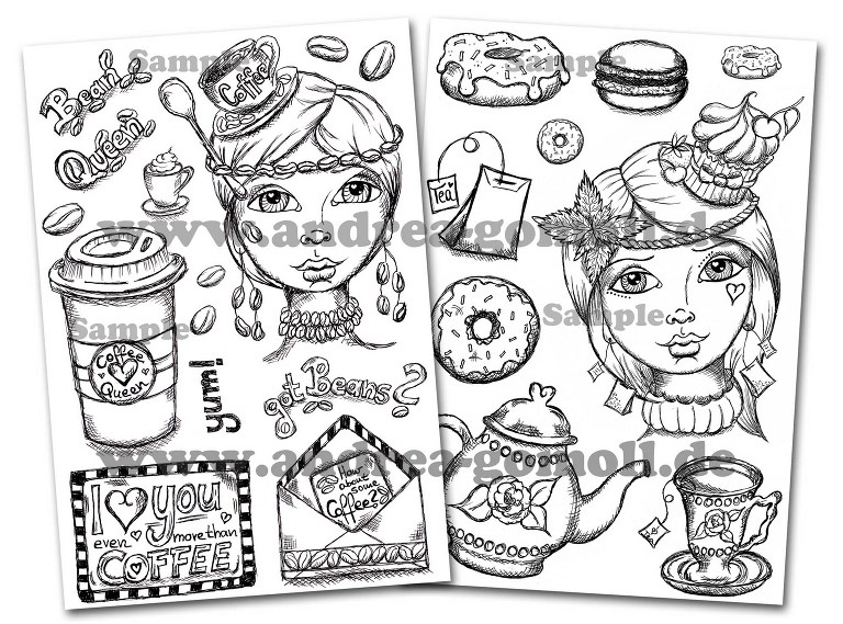 Digital Stamps by Andrea gomoll Cre8tive Cre8tions